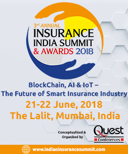 Insurance India Summit & Awards 2018